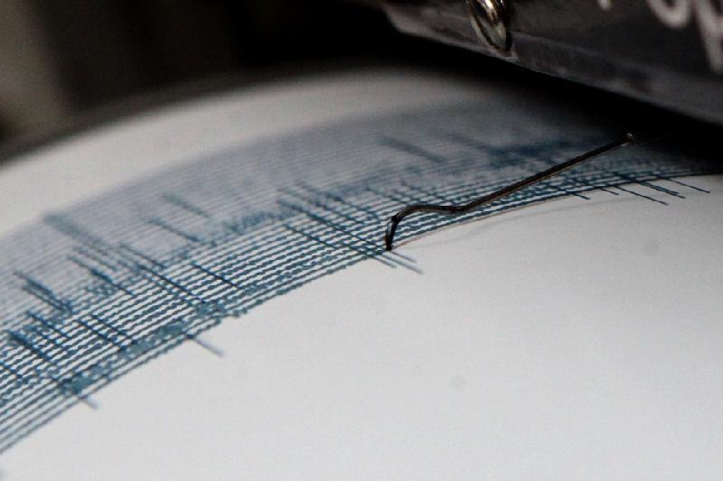 日本鹿儿岛县近海发生6.4级地震
