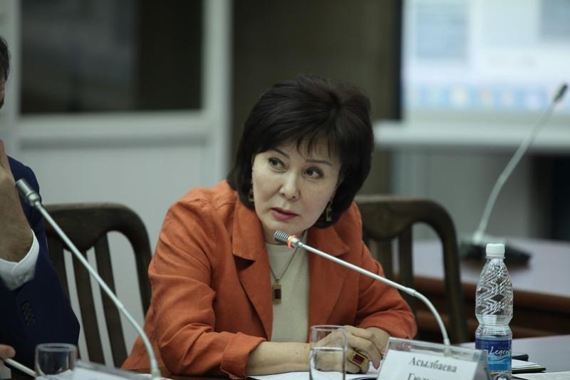 Всё Послание Президента Казахстана - это забота о народе - Гюльшат Асылбаева