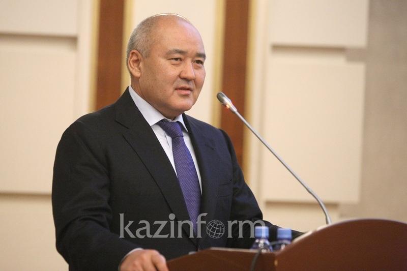 О кредитах для АПК под аграрные расписки рассказал Умирзак Шукеев