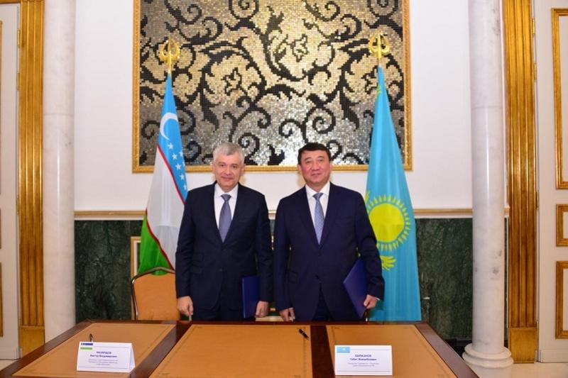 Қазақстан мен Өзбекстанның қауіпсіздік кеңес хатшылары Шымкентте келіссөз жүргізді
