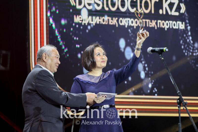 Победители премии «Алтын Журек» названы в Алматы