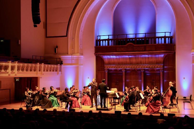 Қазақстандық оркестр Лондонда зор қошеметке бөленді