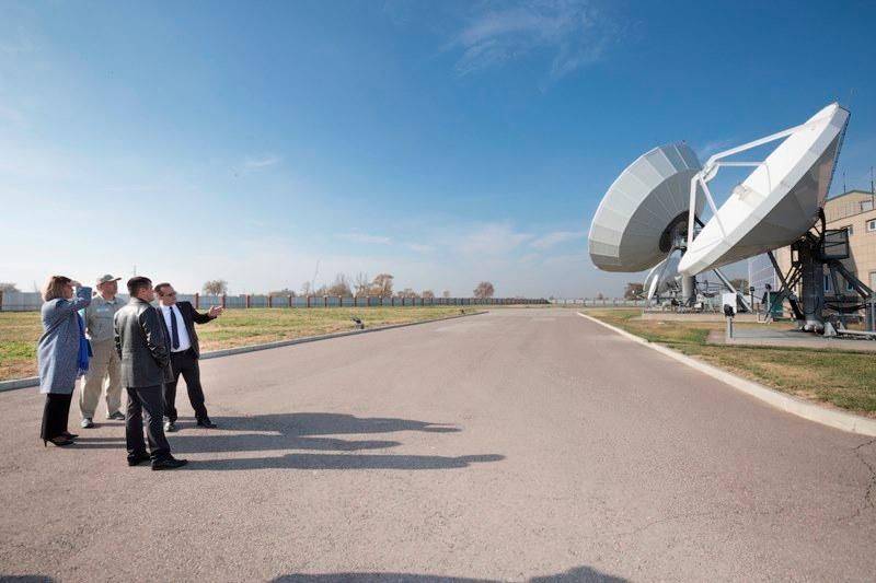 Kazakhstan, Tajikistan intend to bolster satellite communications coop