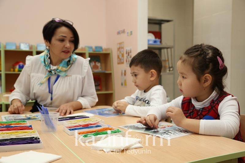 В Казахстане поменяют требования к воспитателям детсадов