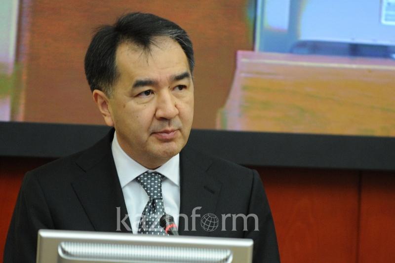 Бақытжан Сағынтаев: Жолдаудағы тапсырмалар толықтай орындалады
