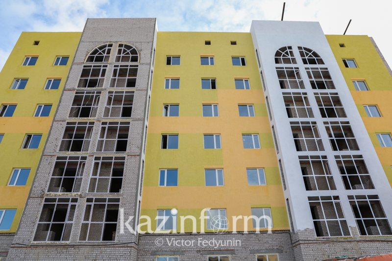 Over 77,000 Kazakhstani families get housing via Nurly Zher program