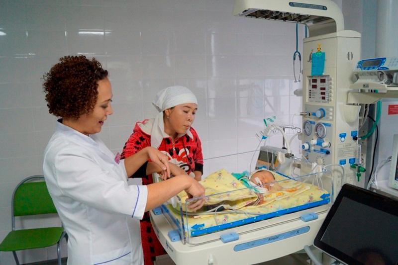 470 млн тенге выделено в Жамбылской области на цифровизацию медицины