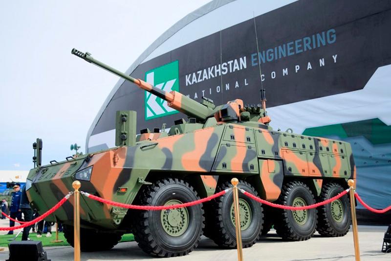 哈萨克斯坦国防企业向数字化转型