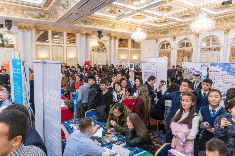 International education fair to take place in Atyrau