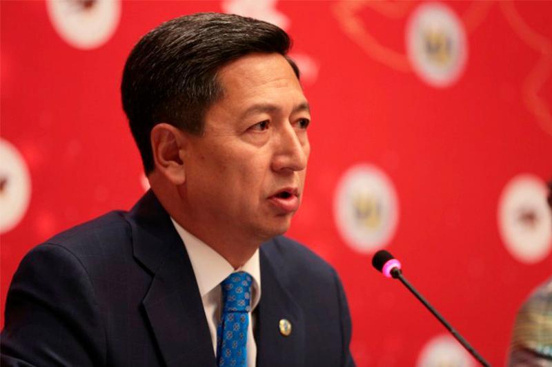 Глава государства временно отстранил от должности ответсекретаря МКС РК