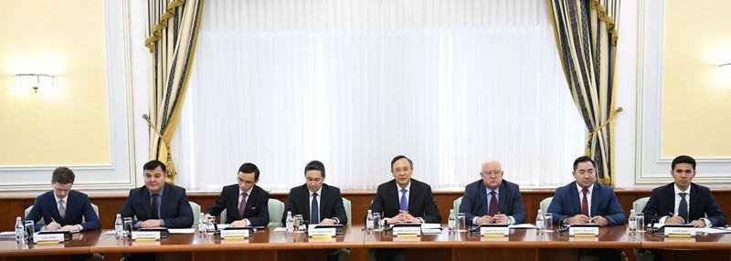 哈萨克斯坦与巴西将进一步加强双边互动与合作