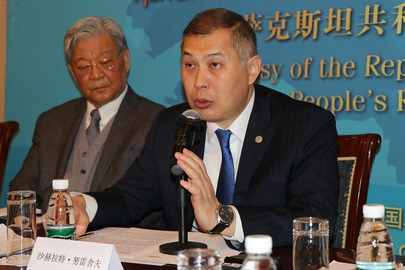 """""""哈萨克斯坦之友俱乐部"""" 在京讨论总统国情咨文"""