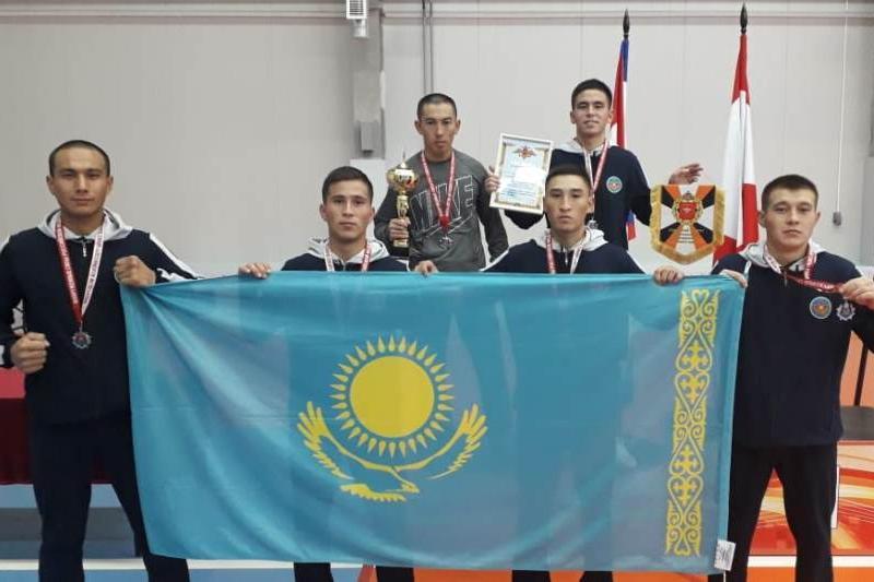 Казахстанские военнослужащие приняли участие в учении «Нерушимое братство-2018»
