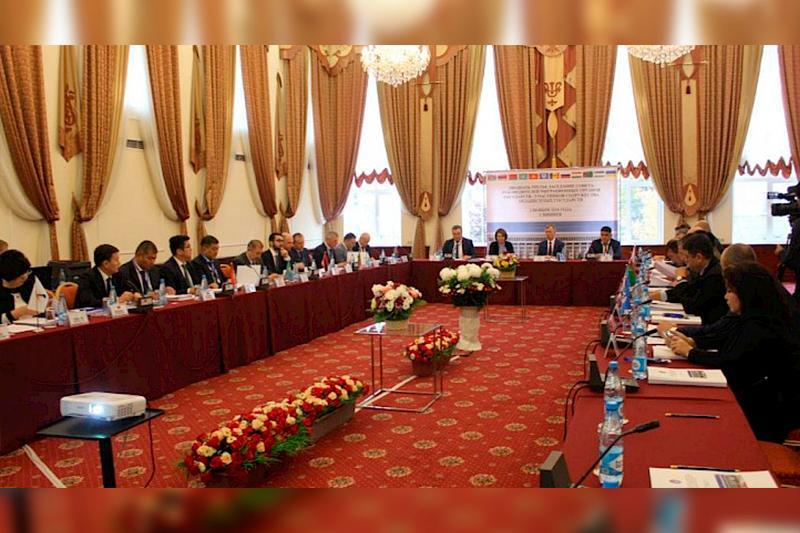 独联体成员国代表讨论非法移民问题