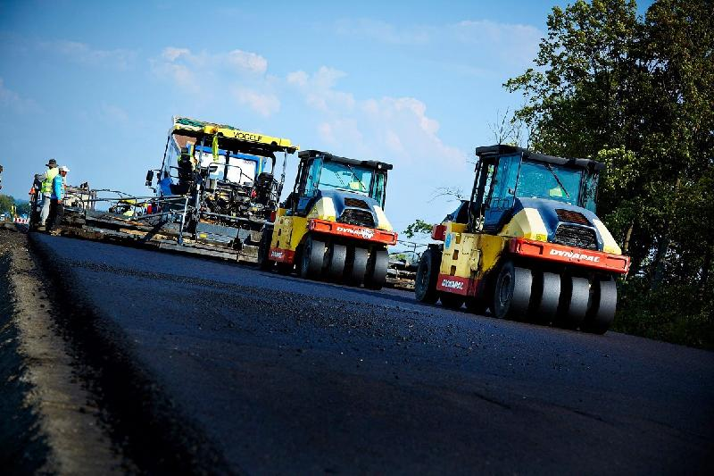 «Нурлы жол» протянул паутину дорог на 5,6 тысячи км во всех регионах страны