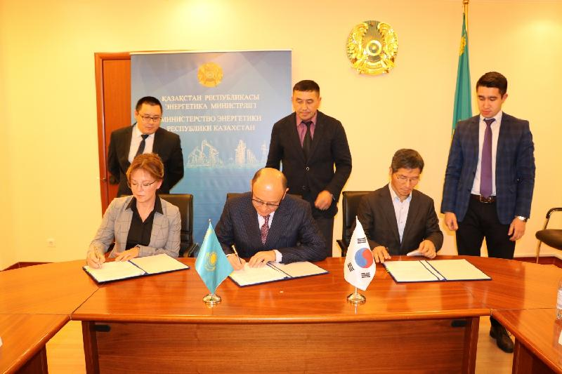 South Korea ready to share its environmental protection experience with Kazakhstan