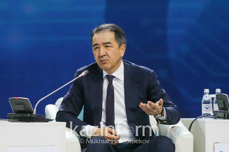Premier tells about Digital Kazakhstan program implementation