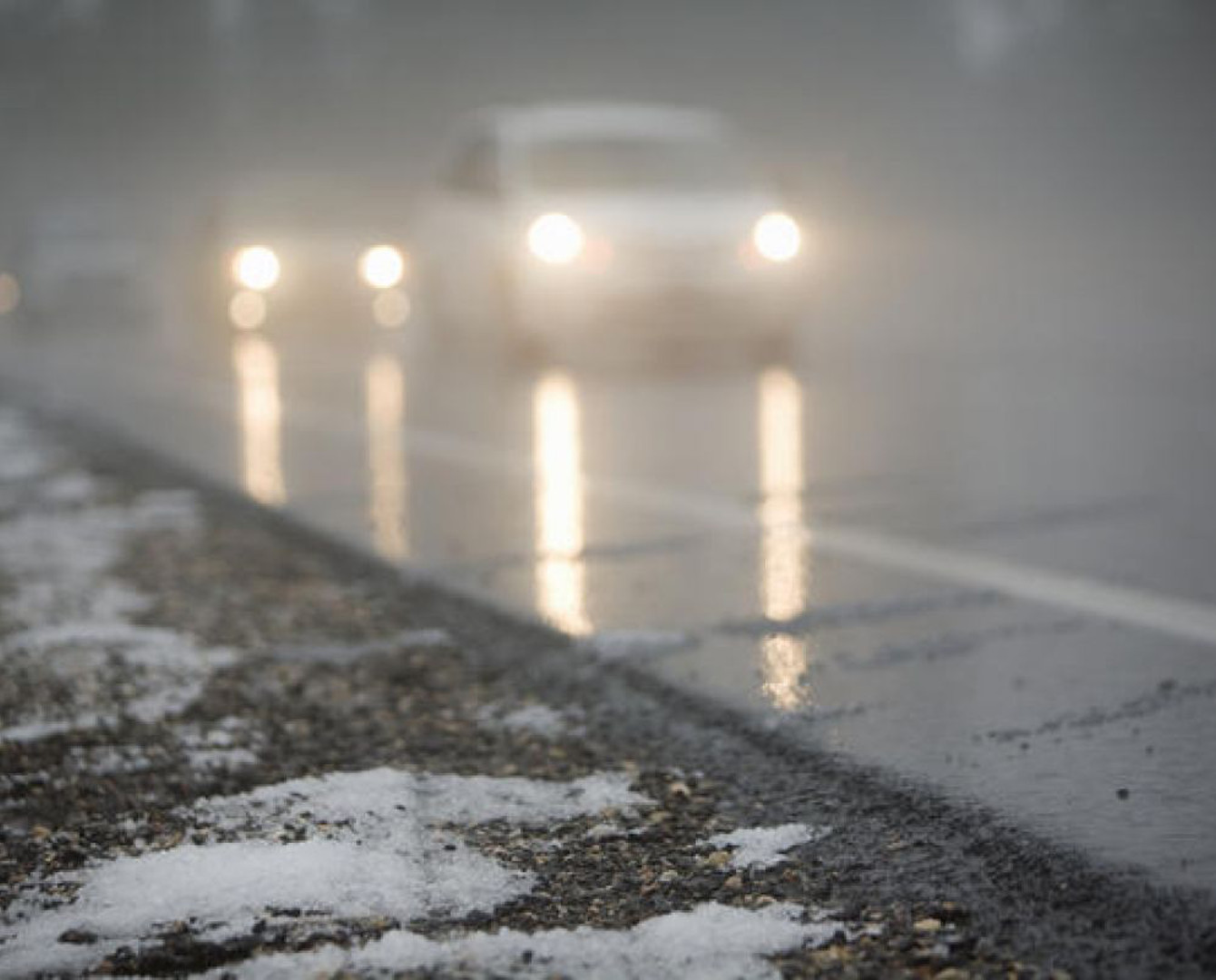Ice slick and strong wind to grip Kazakhstan Sat