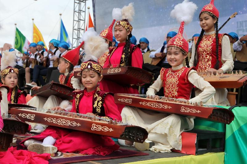 Kazakhs from 10 countries to join Intl Arts Festival in Astana