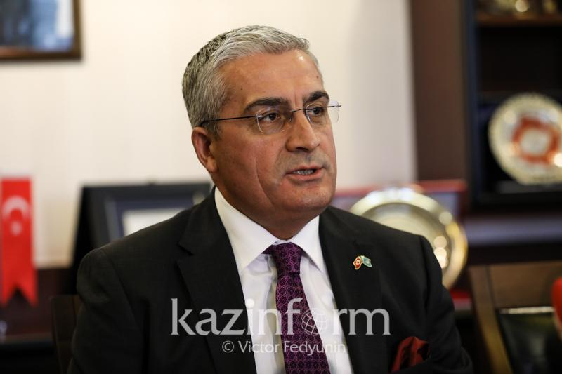 Женевский процесс был возрожден в результате Астанинских встреч - посол Турции в РК