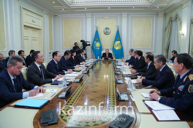 Волнующие казахстанцев вопросы назвал Президент РК