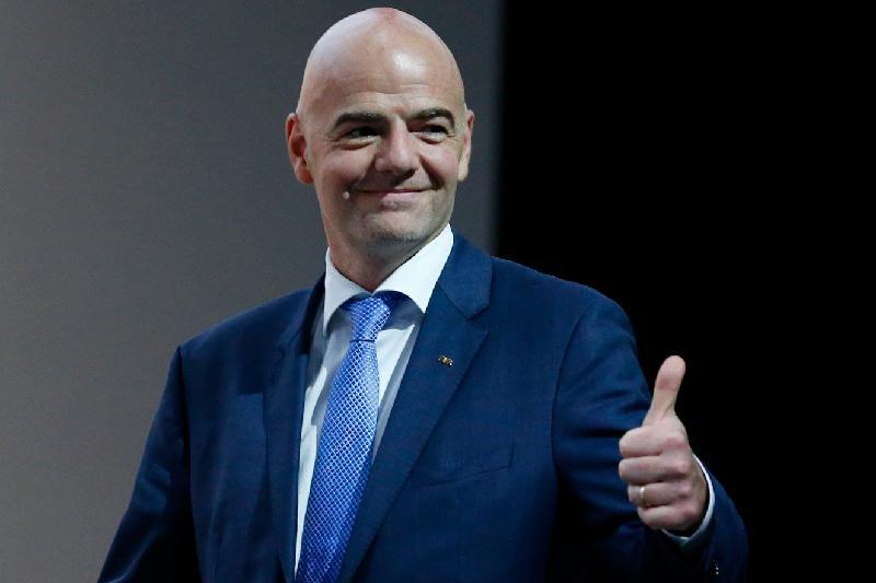 ФИФА президенті Қазақстан футбол федерациясын «Астананың» чемпион болуымен құттықтады