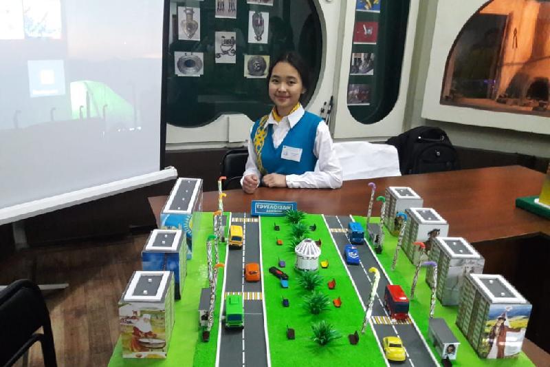 Республиканский конкурс юных историков в Алматы выиграла школьница из Павлодара