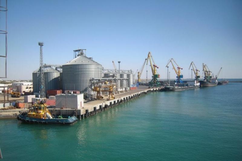 Құрық порты арқылы жылына 4 млн тоннаға жуық жүк тасымалданады