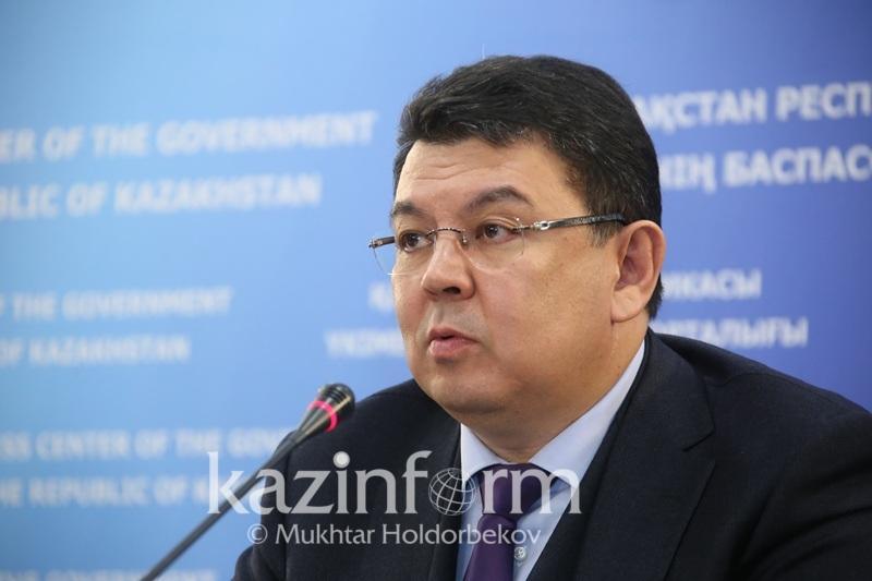 Бозымбаев орынбасарының ұсталуы жайында: Вице-министрді министр тағайындамайды