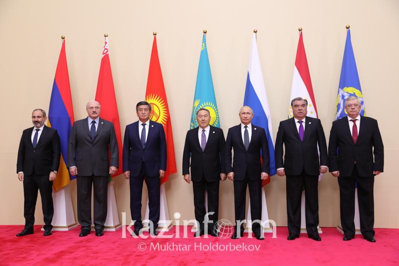 ҰҚШҰ Ұжымдық қауіпсіздік кеңесінің сессиясы басталды