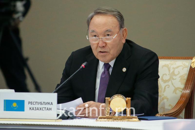 Нурсултан Назарбаев назвал повестку дня сессии Совета коллективной безопасности ОДКБ