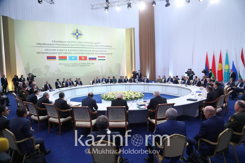 70 countries sign Counter-Terrorism Code initiated by Kazakhstan, says President