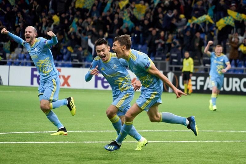 Еуропа лигасы: «Астана» өз алаңында «Яблонецті» тізе бүктірді