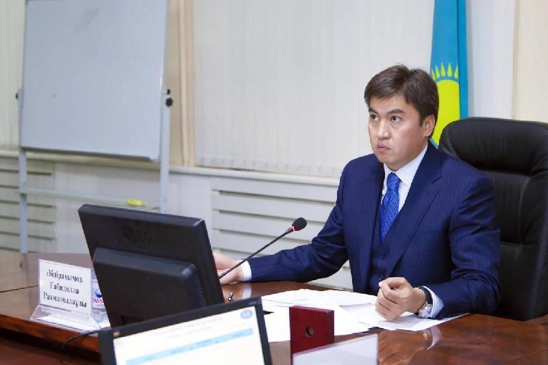 Не принимать в штыки работу акимата призвал шымкентцев Габидулла Абдрахимов