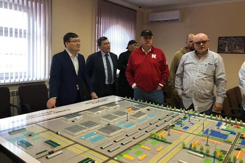 US companies study Kostanay region investment opportunities