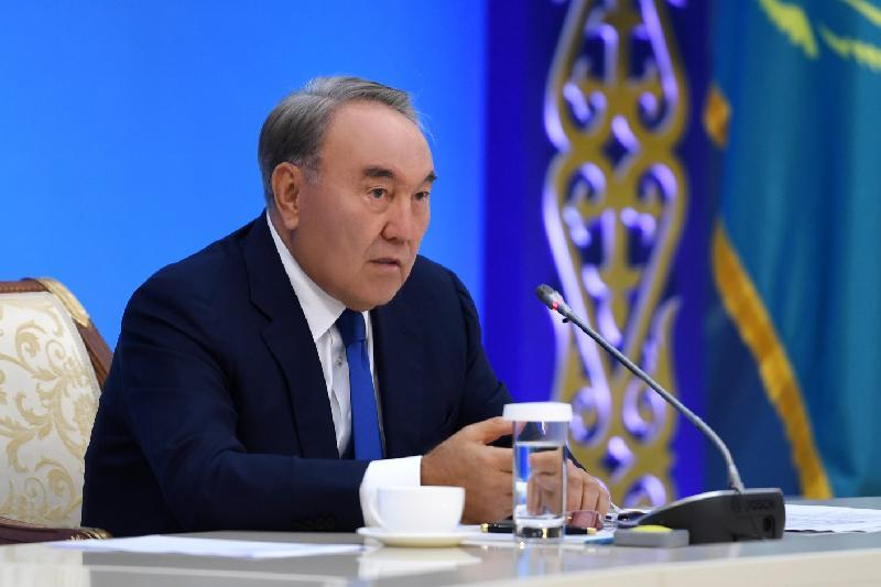 Нурсултан Назарбаев назвал стипендию «Болашак» брендом Казахстана