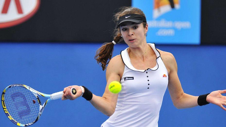 Теннис: Воскобоева жұптық сында Лугано турнирінің жартылай финалына шықты