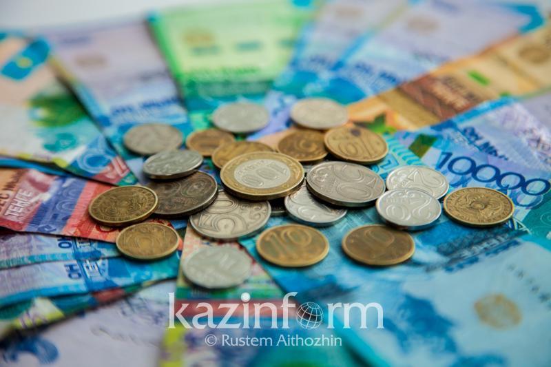 На 3,1% выросла реальная среднемесячная зарплата в Казахстане