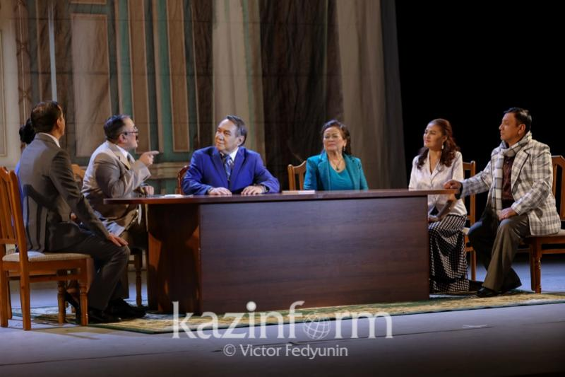 Astananyń Arqaǵa kóshýi týraly tuńǵysh dramanyń tusaýy kesildi