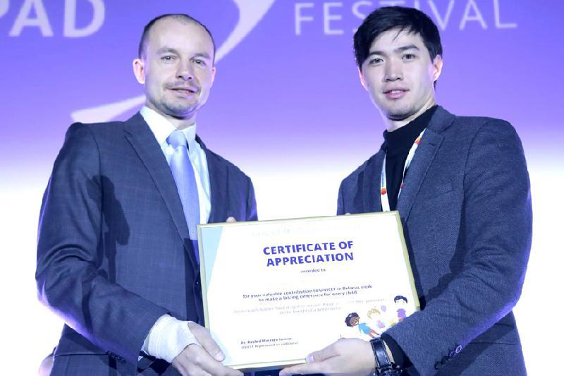 Казахстанский фильм «На грани» удостоился спецприза кинофестиваля в Беларуси