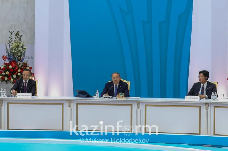 Nazarbayev: We must prevent new global catastrophe