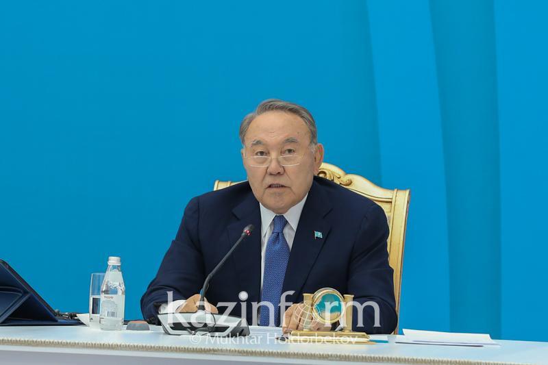 纳扎尔巴耶夫提议成立亚洲安全与合作组织