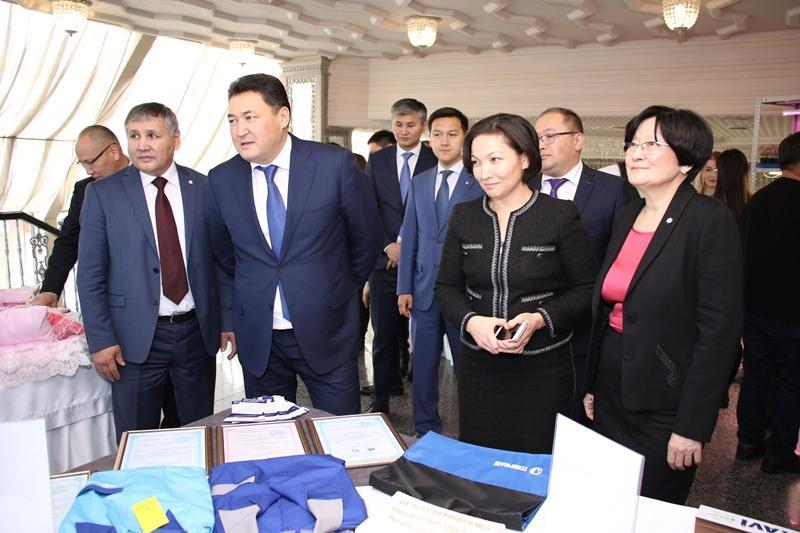 Свыше 100 проектов женского предпринимательства запущены в этом году в Павлодарской области