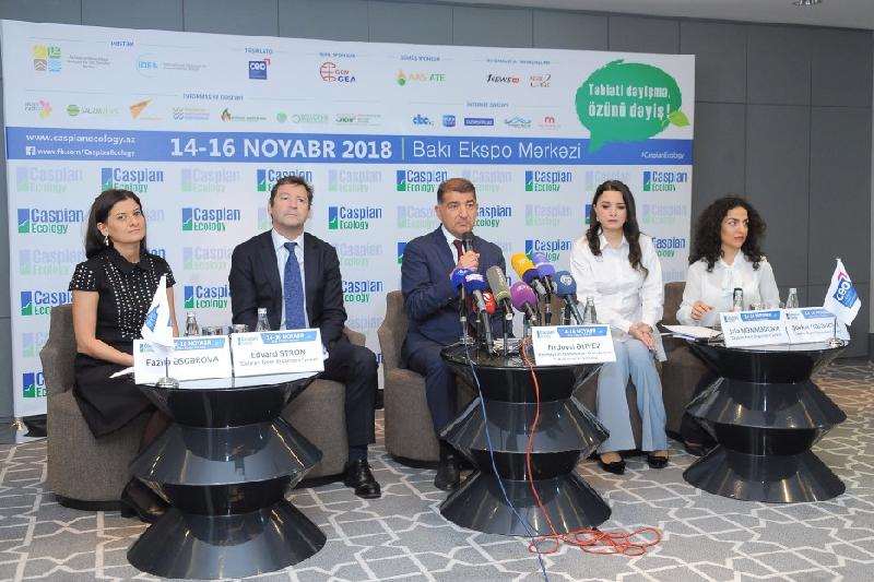 Baku to host 9th International Environmental Exhibition