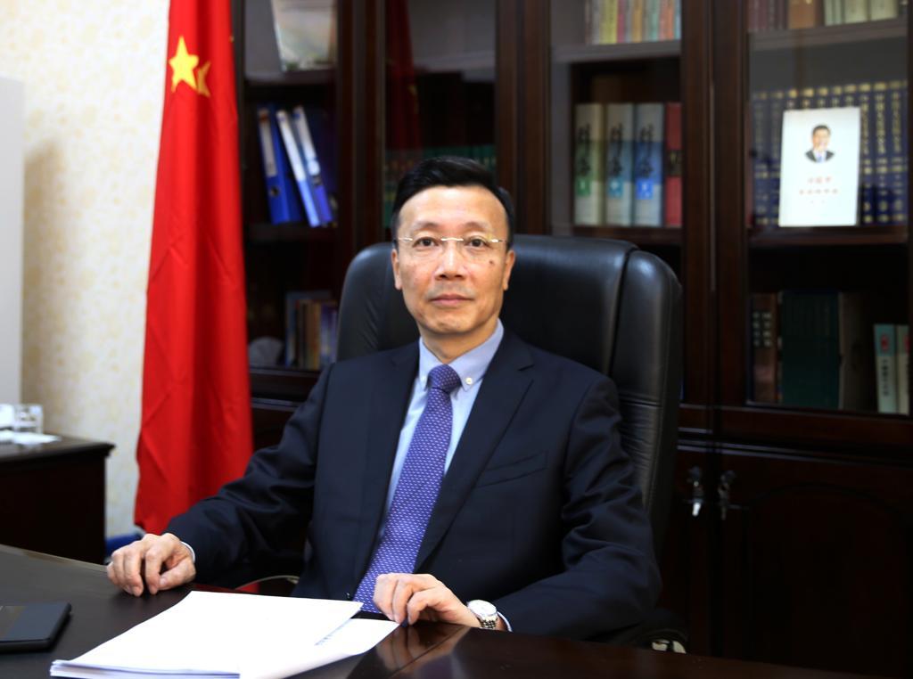 中国驻哈大使:中国使馆愿积极支持落实纳扎尔巴耶夫总统国情咨文