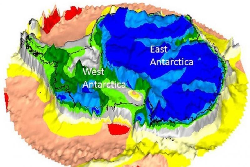 Антарктикада ежелгі құрлықтың ізі табылды