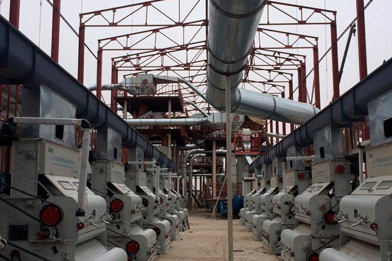 Два хлопкоперерабатывающих завода строят в Туркестанской области