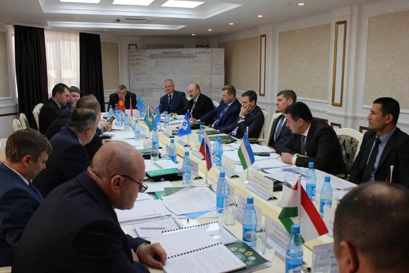 Пограничники СНГ обсудят в Бишкеке ситуацию на внешних границах Центральной Азии