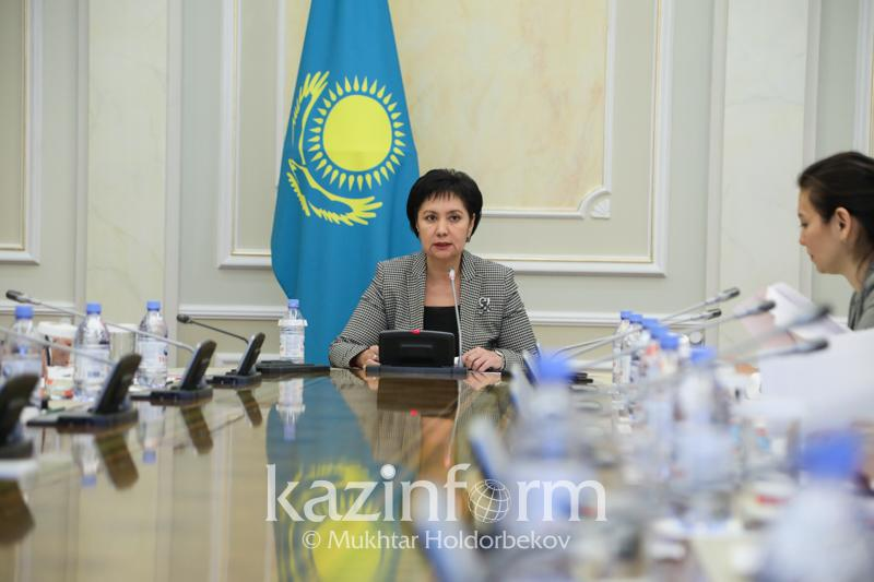 Sec of State holds meeting on fighting corruption