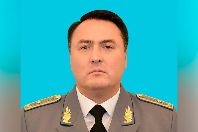Назначен начальник службы безопасности Первого Президента РК - Елбасы